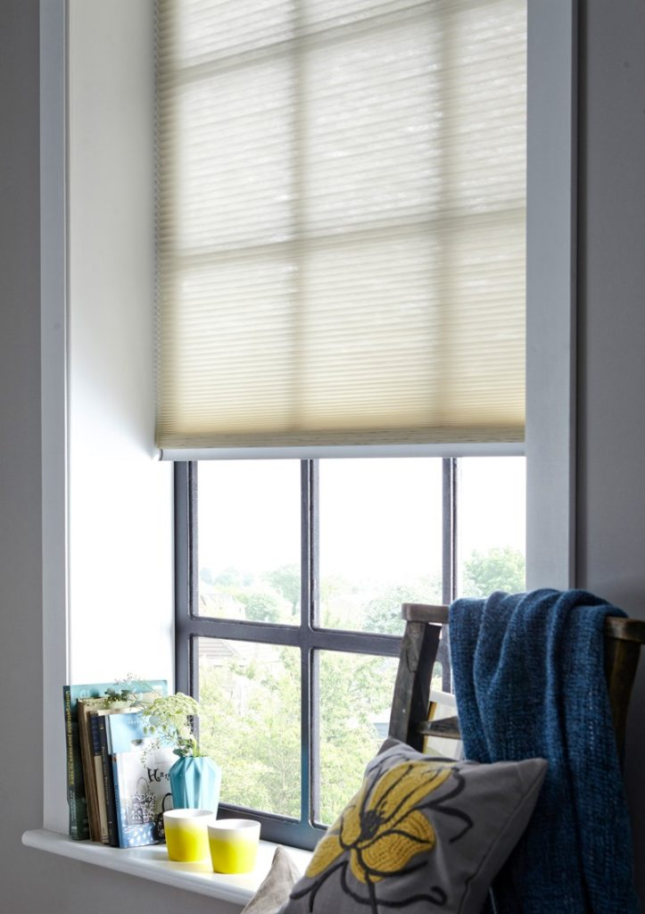 Honeycell Duo Pleated Blinds